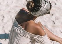4 cách để bảo vệ mái tóc nhuộm luôn bền màu và tránh xơ rối khi đi bơi hay đi biển