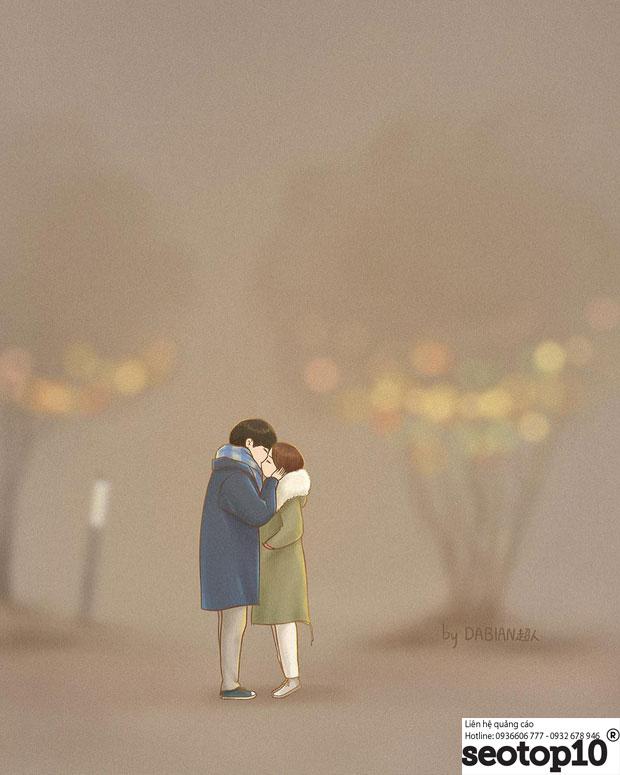 Chưa bao giờ là điều gì lớn lao, tình yêu bắt đầu từ đôi ba khoảnh khắc vụn vặt, vài câu giận hờn vu vơ