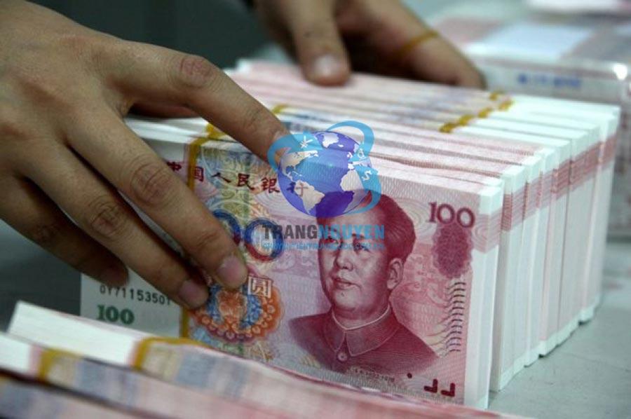 Công ty dịch vụchuyển tiền Trung Quốc