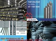 Bảng báo giá thép Hòa Phát giá rẻ mới nhất tại Tphcm tháng 05 năm 2020