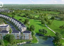 West Lakes Golf & Villas đang dần thu hút các ông lớn BĐS