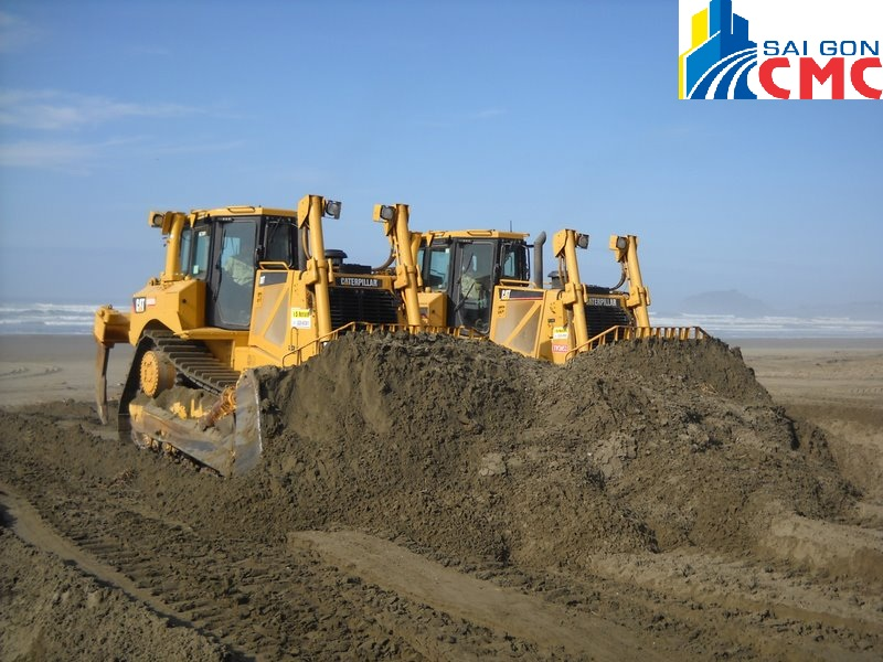 Tầm quan trọng của cát xây dựng đối với bê tông bảo vệ cốt thép
