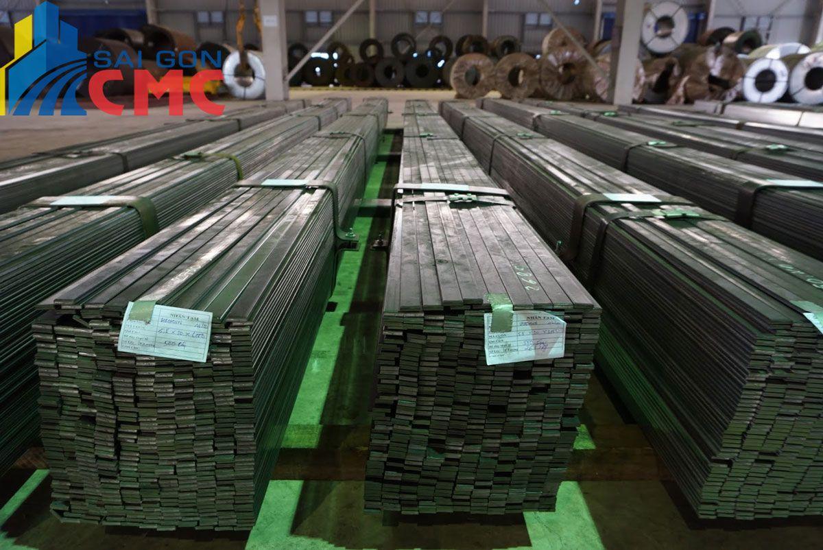 Thép Pominađã có mặt toàn quốc và là thương hiệu cho các công trình lớn