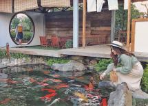 Kokoro Cafe – quán cà phê cá Koi đậm chất Nhật Bản giữa lòng Đà Lạt