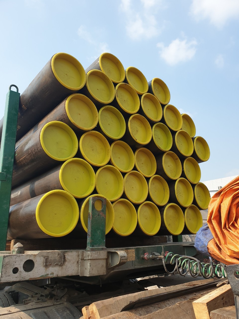 Phân phối thép ống đúc đến với các tỉnh thành trên toàn quốc