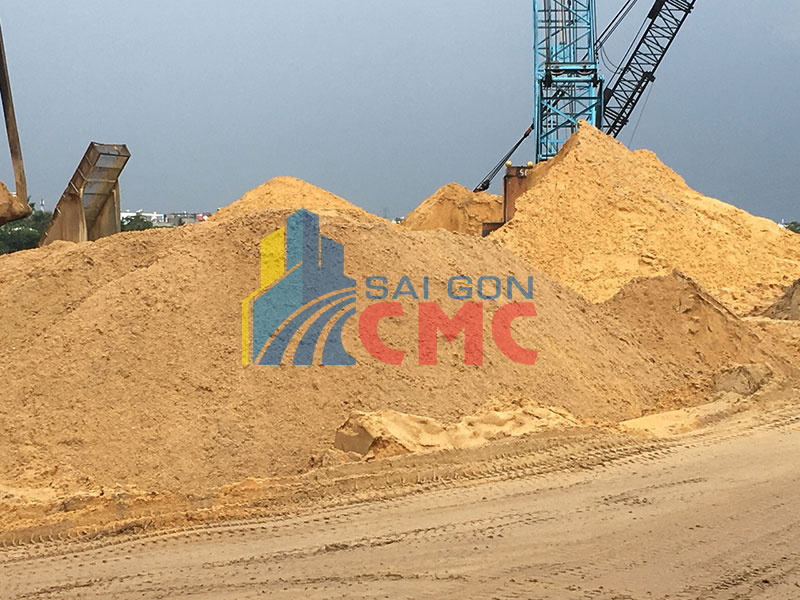 Cung cấp bảng báo giá cát san lấp cho các công trình dự án