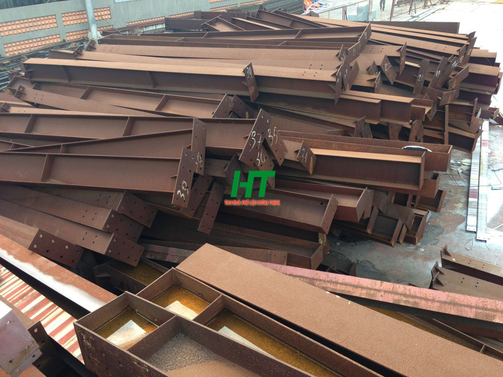 Đơn vị thu mua phế liệu sắt thép uy tín trên thị trường