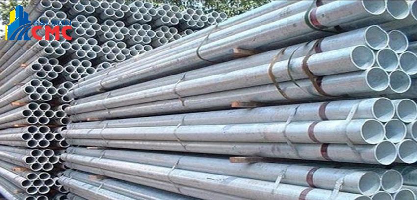 Báo giá thép ống năm 2021