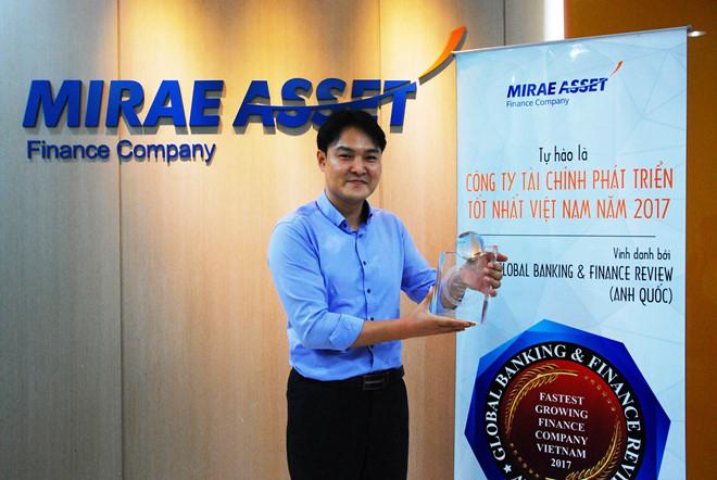 Công ty Tài chính Mirae Asset Việt Nam